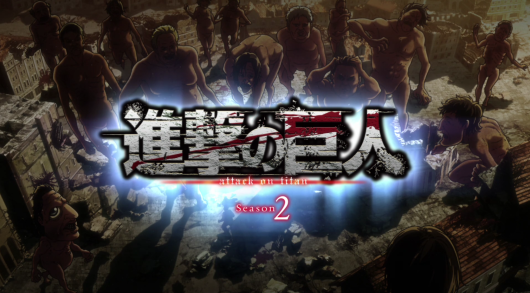 Attack on Titan S2 1