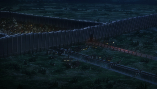 Attack on Titan S2, Ep. #3 b