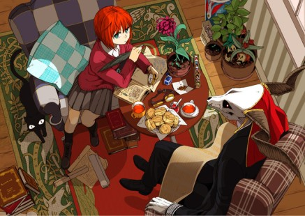 ancient magus anime