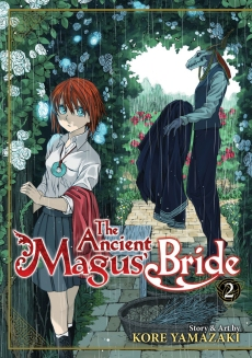 ancient magus manga