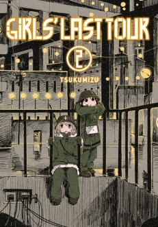 girls last tour manga