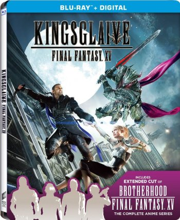 kingsglaive steelbook