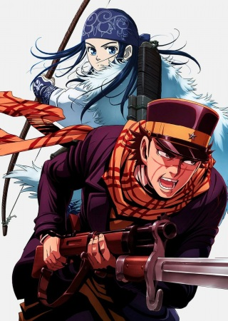 golden kamuy b