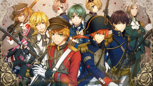 The Thousand Musketeers Anime