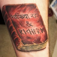 Betrothed Book Tatt
