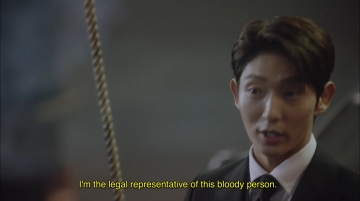 Lawless Lawyer 04