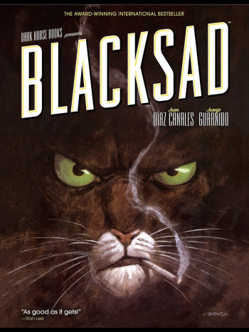 blacksad comic cover