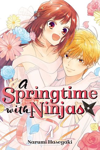 A Springtime with Ninjas vol 4
