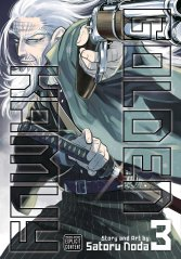 golden kamuy vol 03