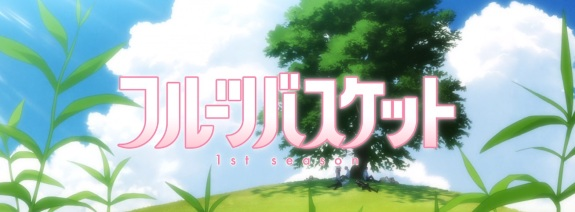 Fruits Basket 2018 Title Banner