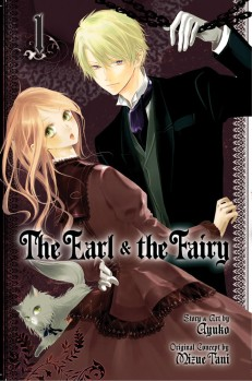 the earl and the fairy vol 1