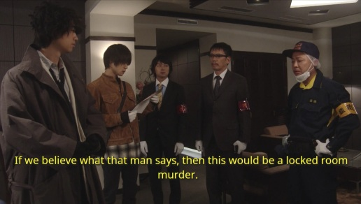 Criminologist Himura Episode 1 d