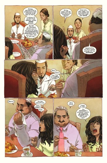 Ms Marvel No Normal Panel 2