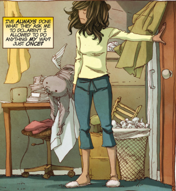 Ms Marvel No Normal Panel 4