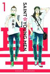 saint young men vol 1