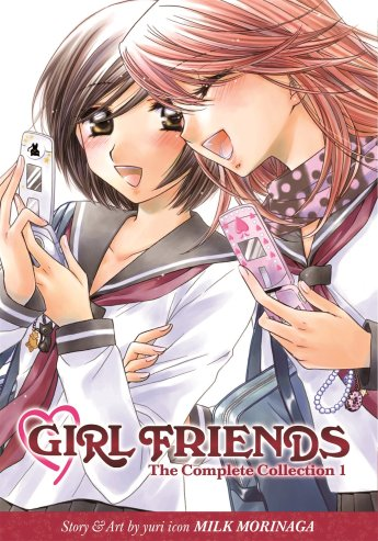 girl friends complete vol 1