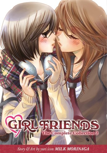 girl friends complete vol 2