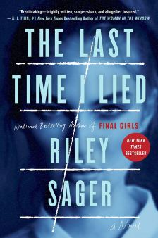 the last time i lied full cover