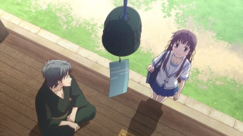 Fruits Basket 2019 Episode 1 d