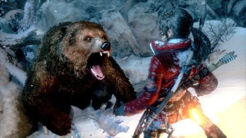 rise of the tomb raider bear bro