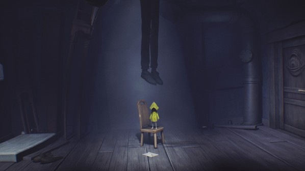 Little Nightmares Gameplay 07
