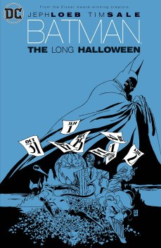 batman the long halloween cover 2