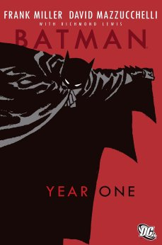 batman year one cover 1