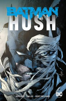 batman hush cover 2
