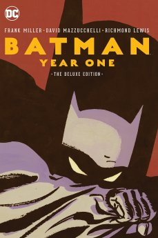 batman year one cover 2
