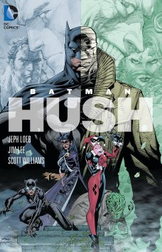 batman hush cover 1