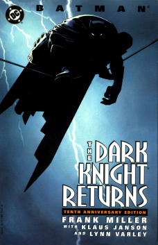 the dark knight returns cover 3