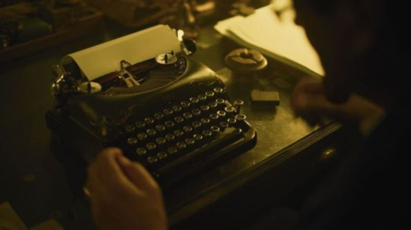 Typewriter Episode 1 b