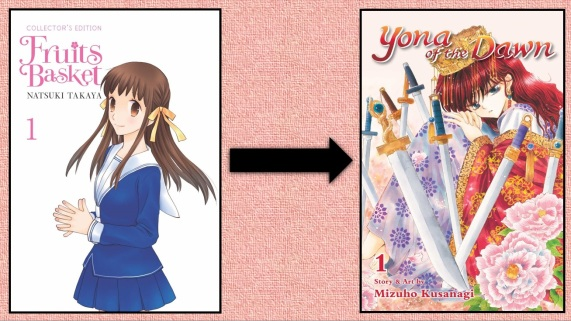 yona vs fruits basket