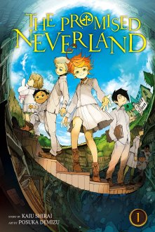 the promised neverland vol 1